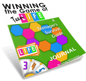 Winning the Game of (teen) Life Journal sm