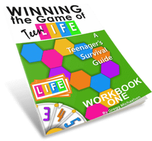 Winning the Game of (teen) Life Workbook One sm