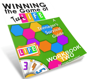 Winning the Game of (teen) Life Workbook Two sm